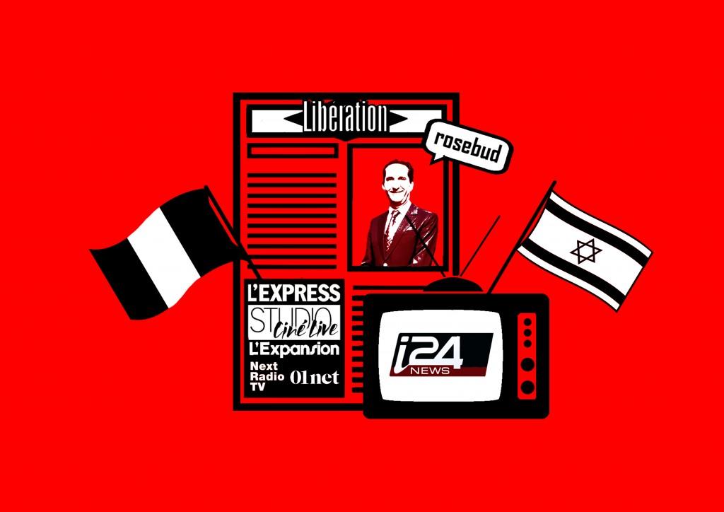Patrick Drahi : du câble au papier